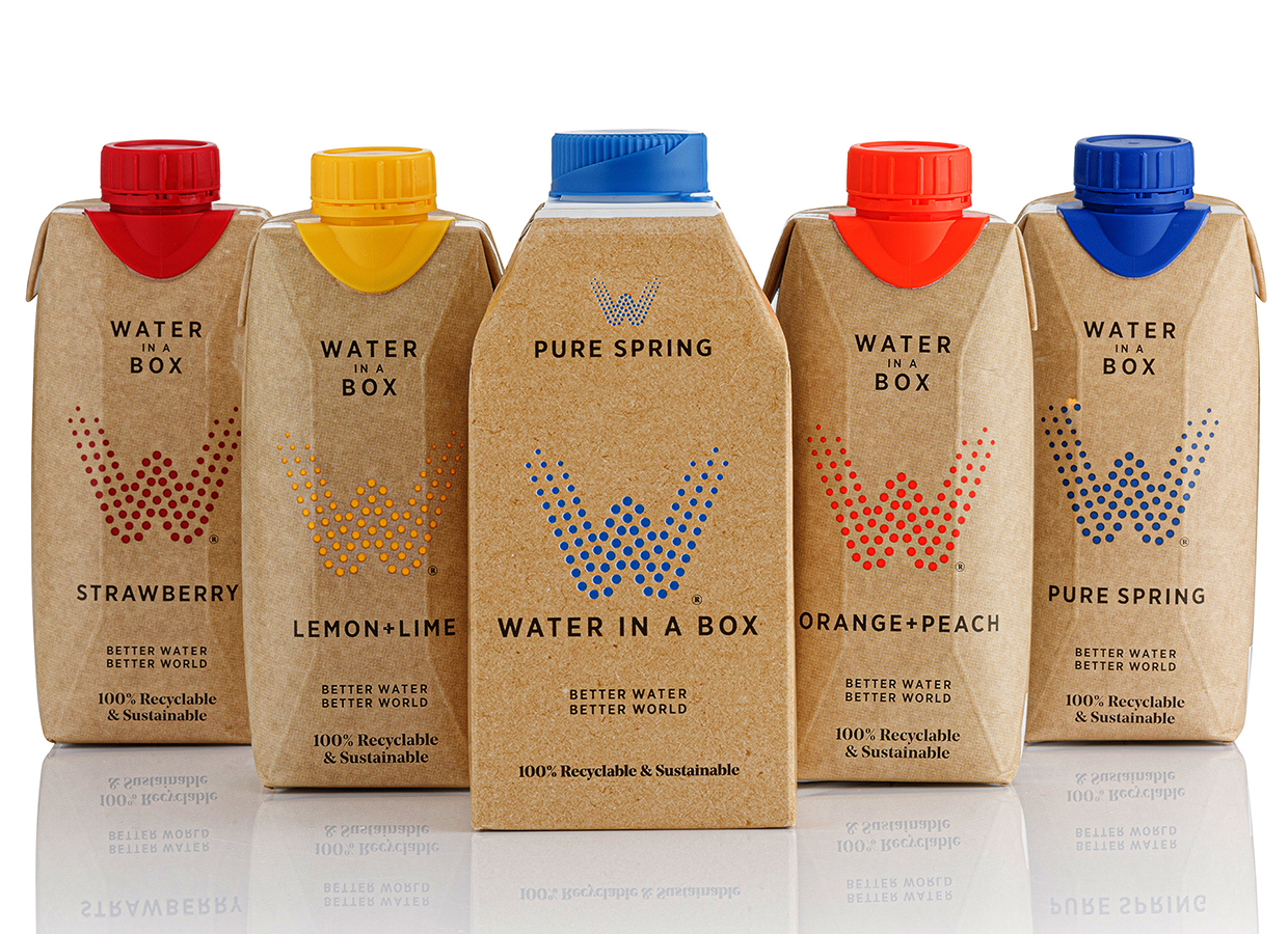 Water In A Box Products